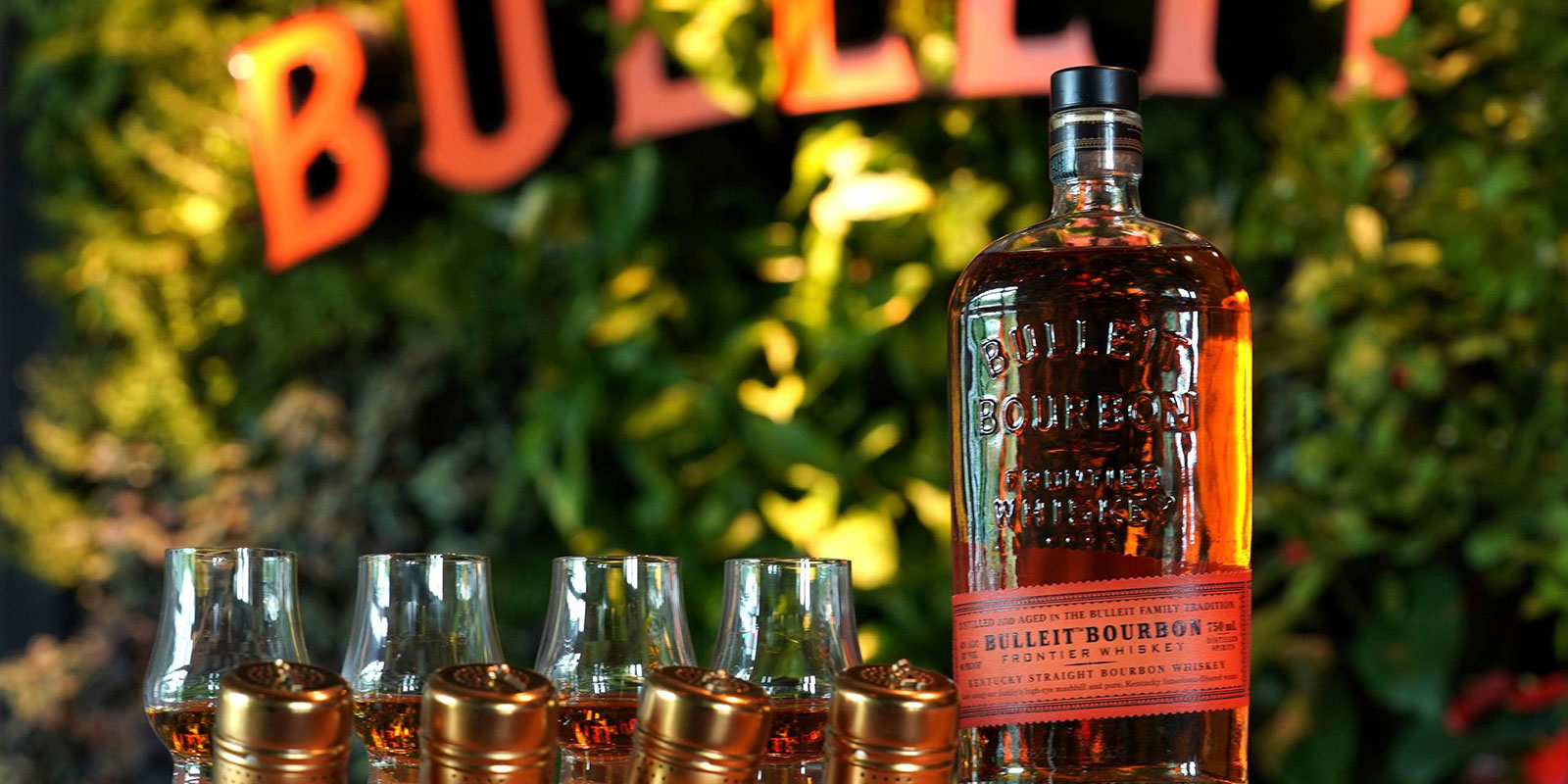 Bulleit will be the first brand distilled at Diageo's new Lebanon, KY distillery