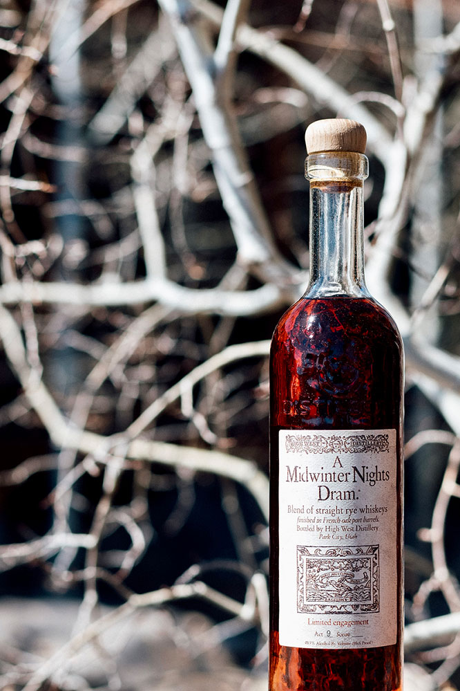 High West A Midwinter Night's Dram Act 9 2021