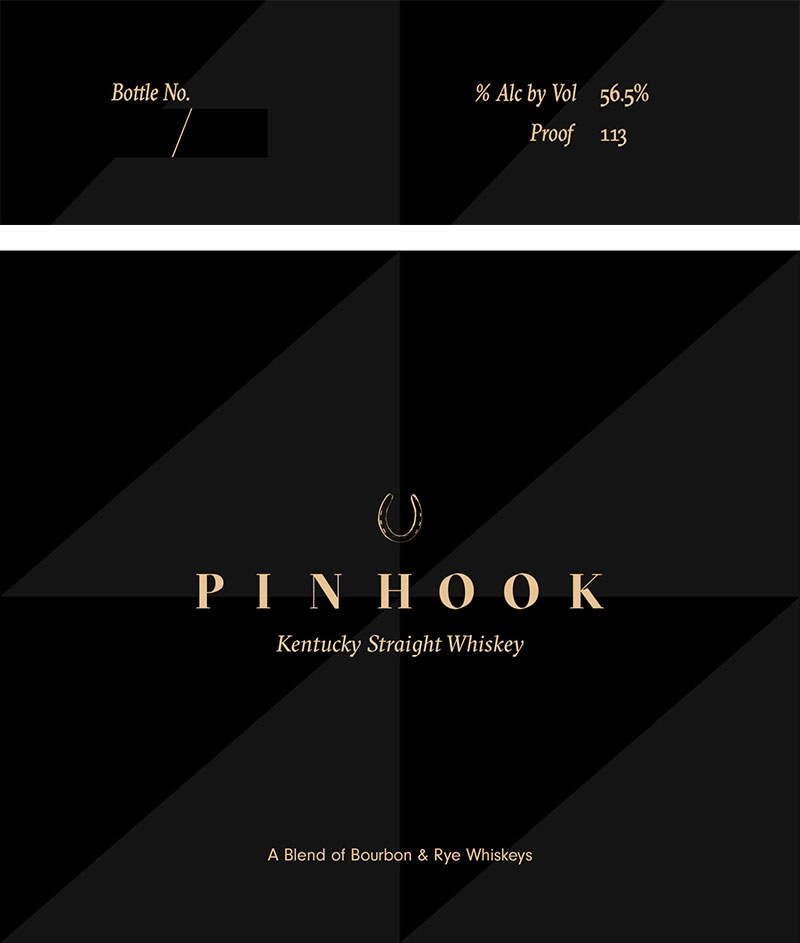 Pinhook Artist Series Accidental Marriage No. 2 Front Label