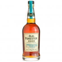 Old Forester 1920 Prohibition Style bottle