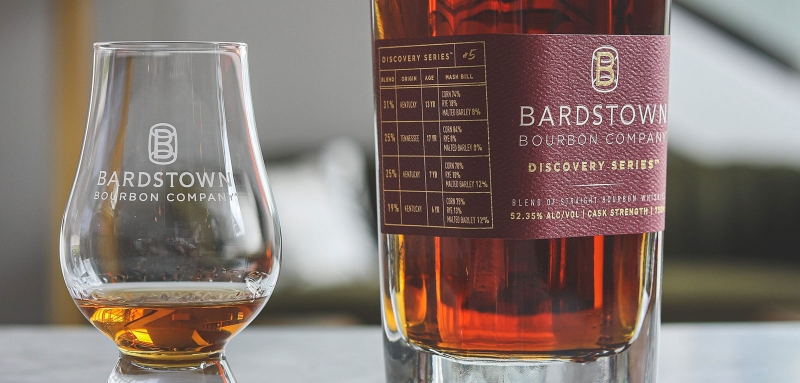 Bardstown Bourbon Fusion Series #5 and Discovery Series #5