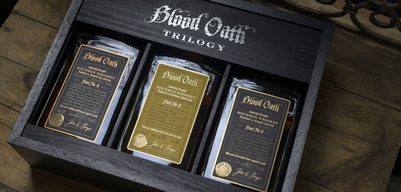 Blood Oath Trilogy - 2021 release (Pacts 4, 5, and 6)