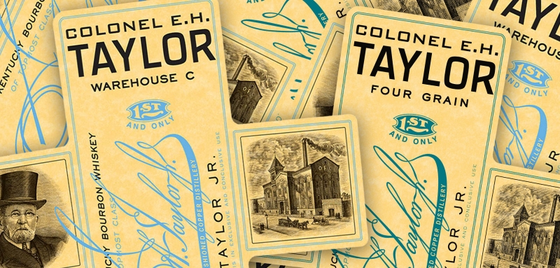 Col. E. H. Taylor Warehouse C and Col. E. H. Taylor Warehouse C Four Grain coming soon