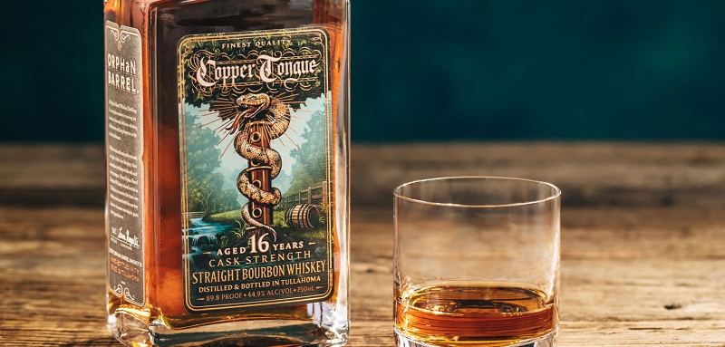 Orphan Barrel Copper Tongue from George Dickel