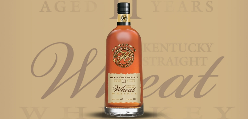Parker's Heritage Collection 11-Year-Old Heavy Char Wheat Whiskey