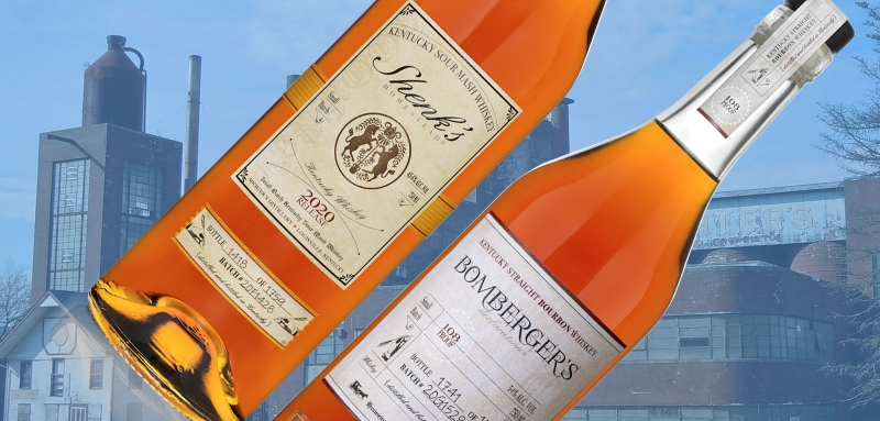 Shenk's & Bomberger's 2020 releases from Michter's