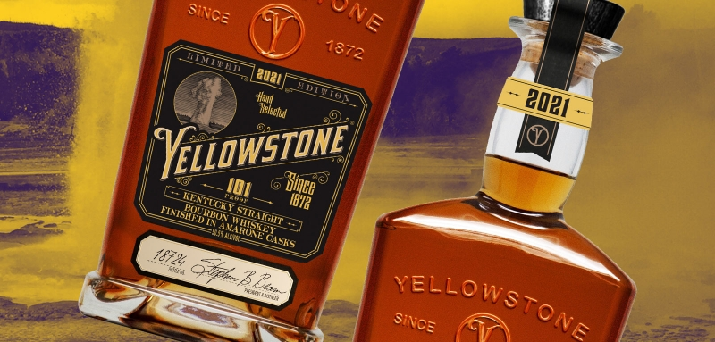 2021 Yellowstone Limited Edition finished in Amarone casks